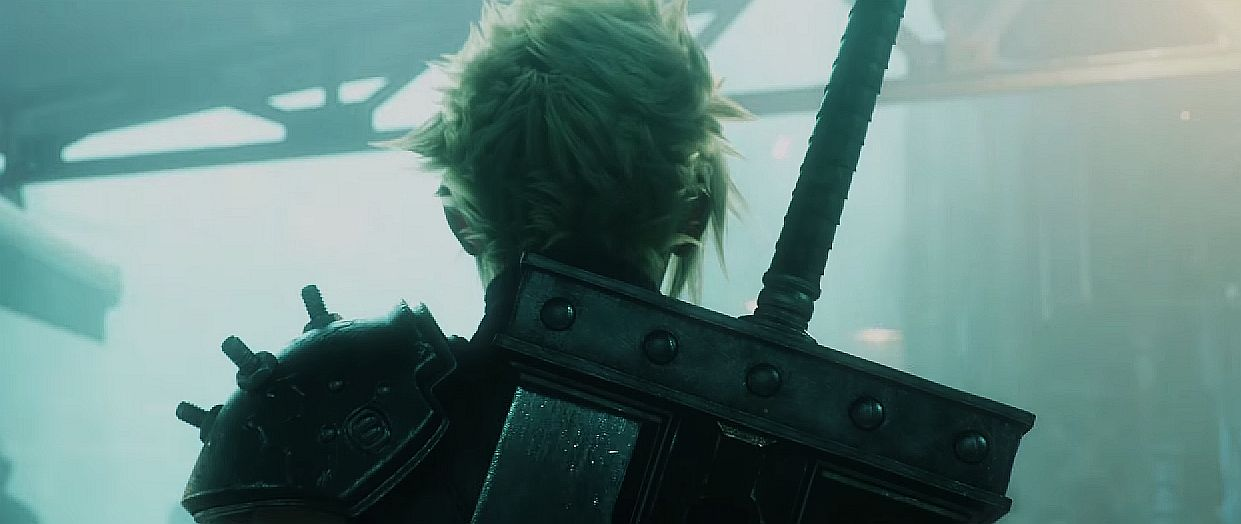 Official Name For Final Fantasy 7 Remake Could Be Revealed Sometime This Winter VG247