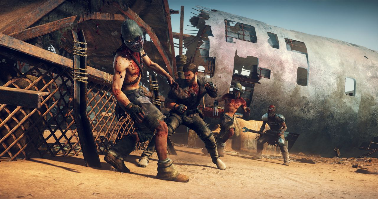 Have A Look At The Mad Max Minimum And Recommended PC