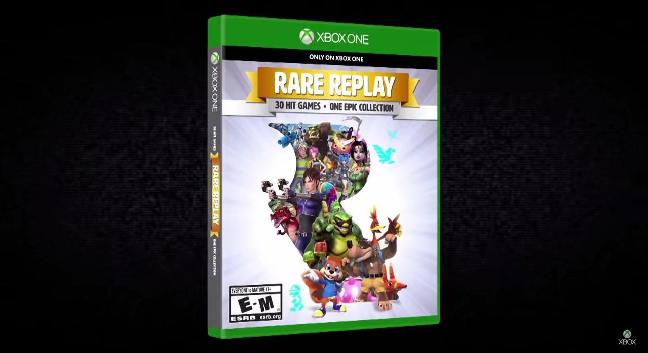Rare Replay Reveal Trailer Is A Nostalgia Trip VG247