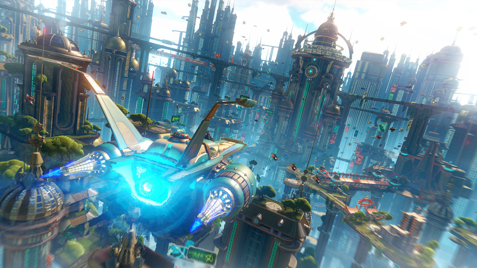 Ratchet Amp Clank Heres Your First Look At It On