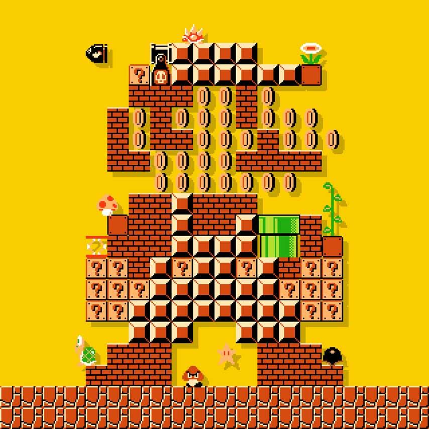 Pixel Best World Art
