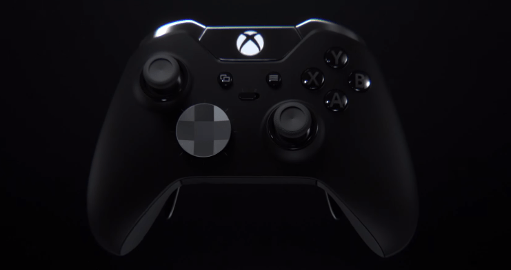 New Xbox One Controller Announced Aimed At Pro Gamers VG247