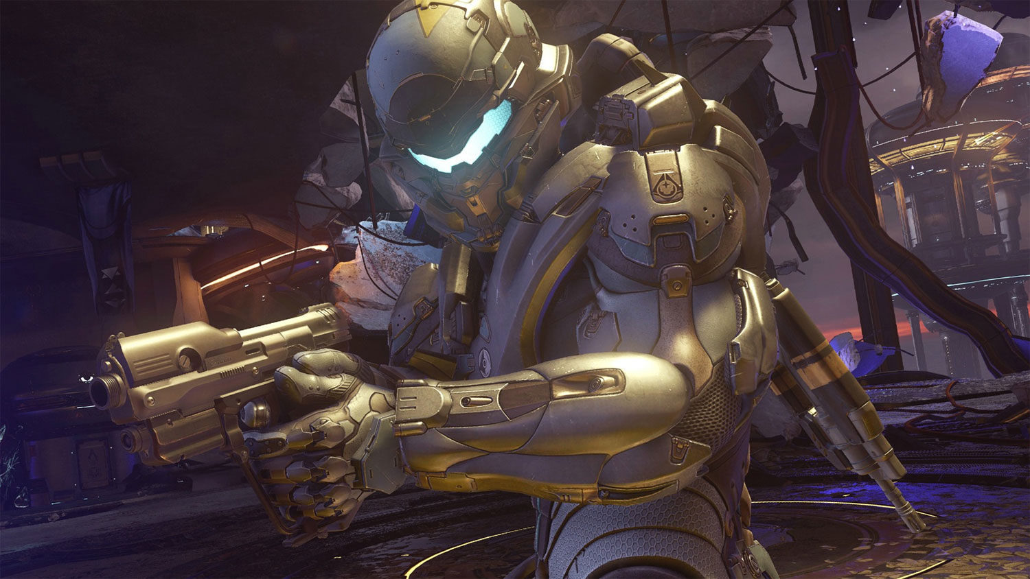 Halo 5 Guardians Gets Two New Campaign Focused Videos Vg247