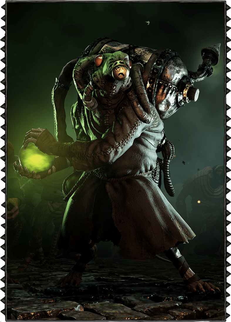 Warhammer End Times Latest Character Is The Poison Wind