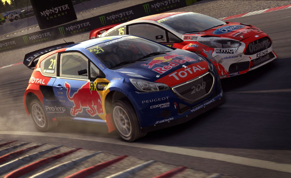 Multiplayer Rallycross Mode Added To DiRT Rally Early