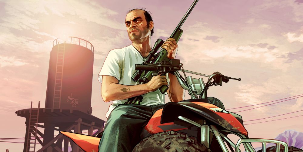 Grand Theft Auto We Have To Rest The Franchise At Some