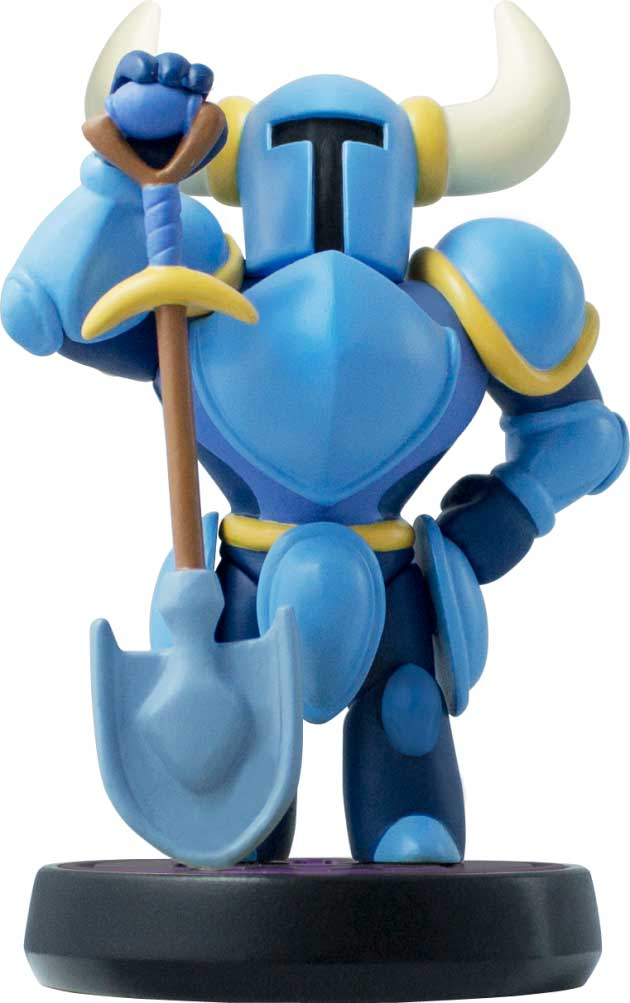 Shovel Knight Amiibo Gets Release Date Price More