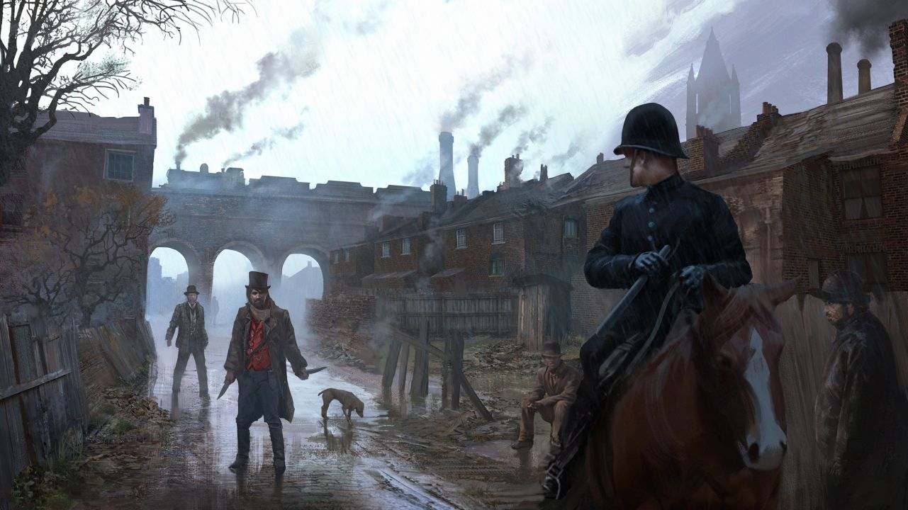 Assassins Creed Syndicate Tops UK Chart VG247