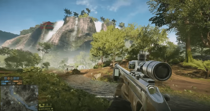 Heres A DICE Playtest Video For This Falls Battlefield 4