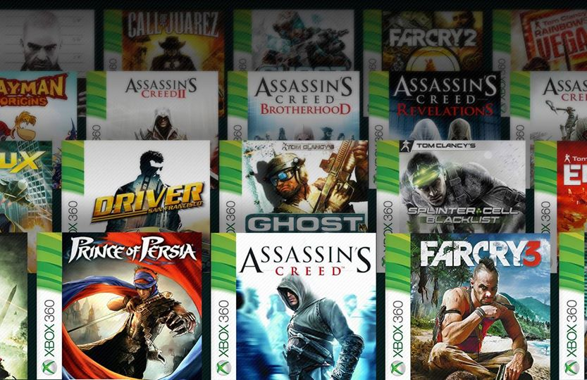 Ubisoft Is Teasing Future Xbox 360 Backwards Compatibility Games VG247