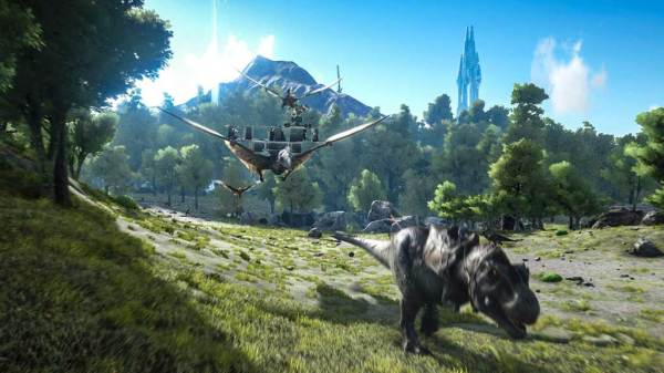 On Xbox One, ARK: Survival Evolved will let you host your ...