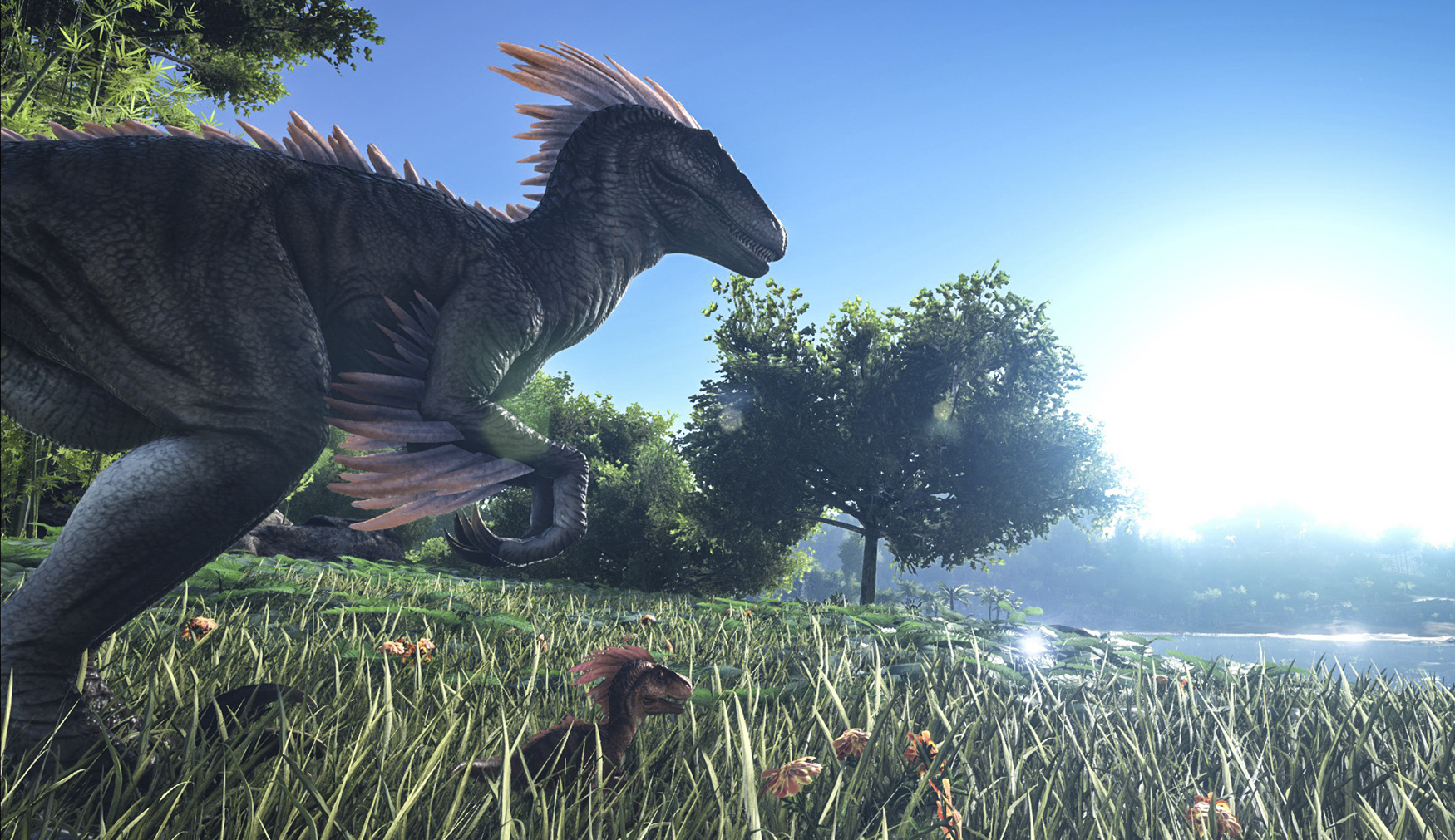 You Can Now Breed Dinosaurs In ARK Survival Evolved VG247