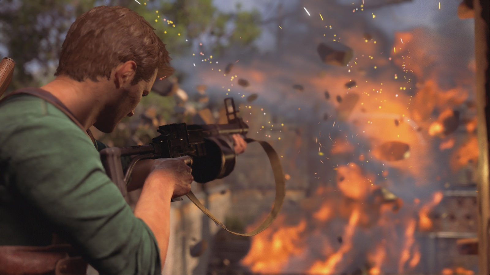 Uncharted 4 Multiplayer Will Have No Dedicated Servers VG247