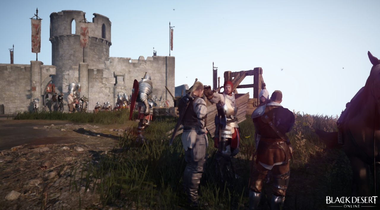 Black Desert Online How To Use Nodes And Workers Vg247