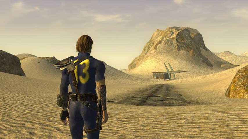 Fallout New Vegas Mod Recreates Original Fallout VG247
