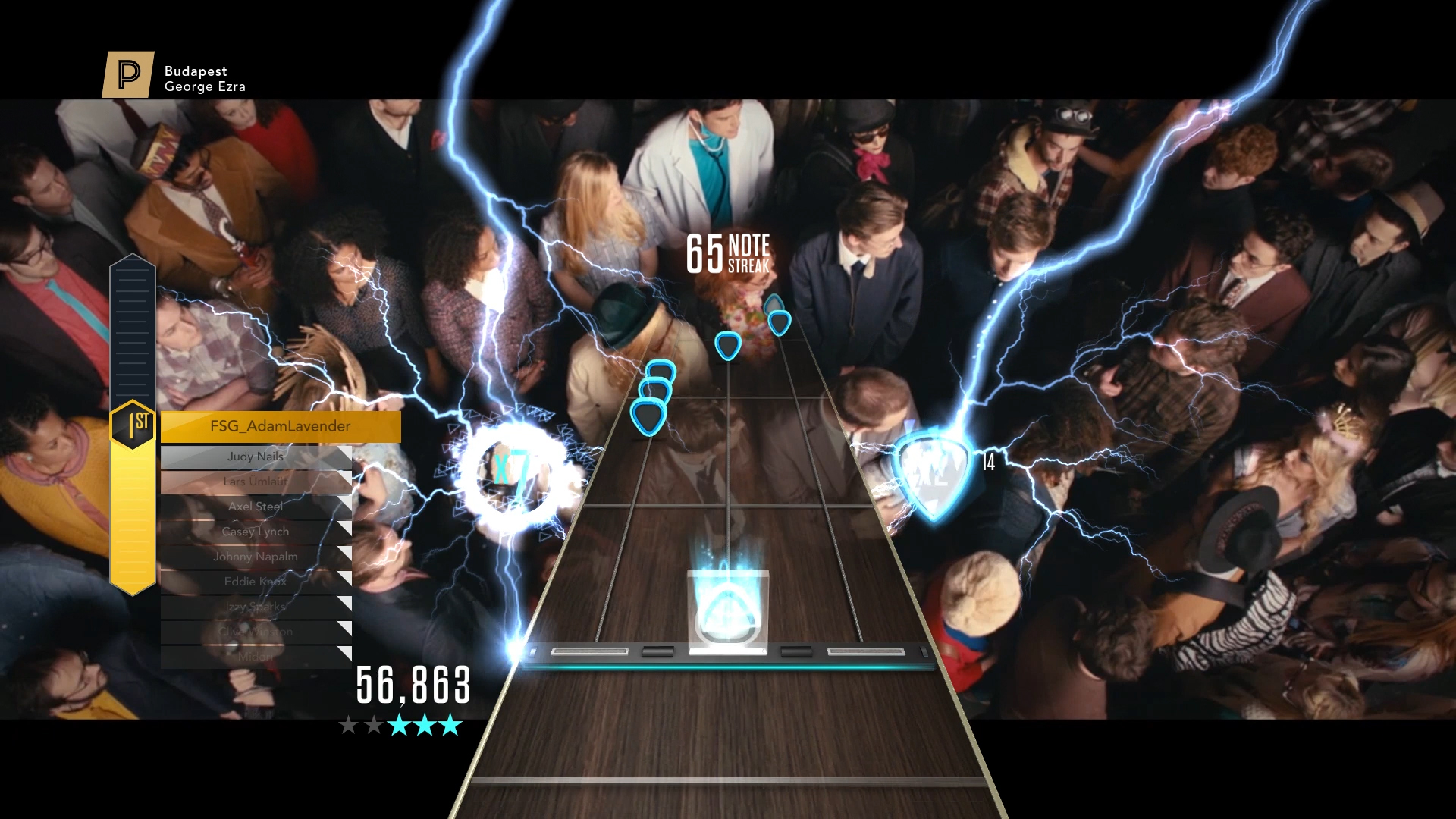 Guitar Hero Live Players Get Free Access To The Entire