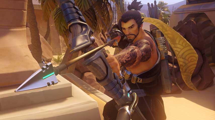 Overwatch Hero Guide Hanzo VG247
