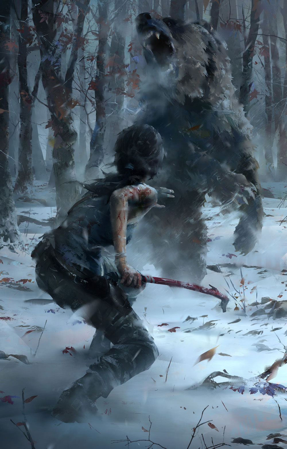 Add On Content For Rise Of The Tomb Raider Detailed