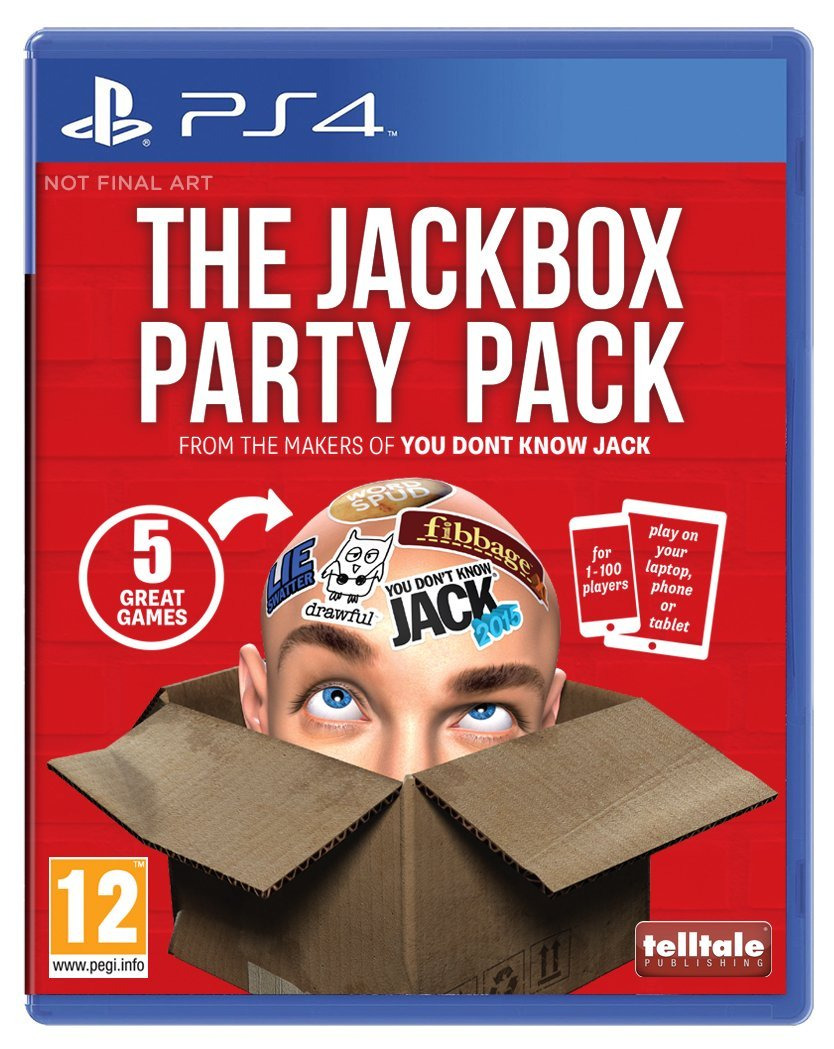 The Jackbox Party Pack Hits North America Retail Today
