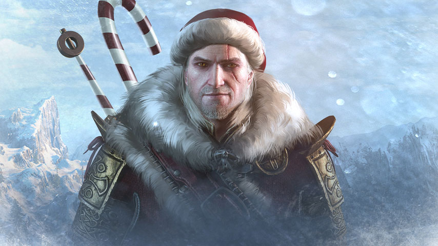 Make A Witcher 3 Holiday Outfit Mod Win A Real Life Sword
