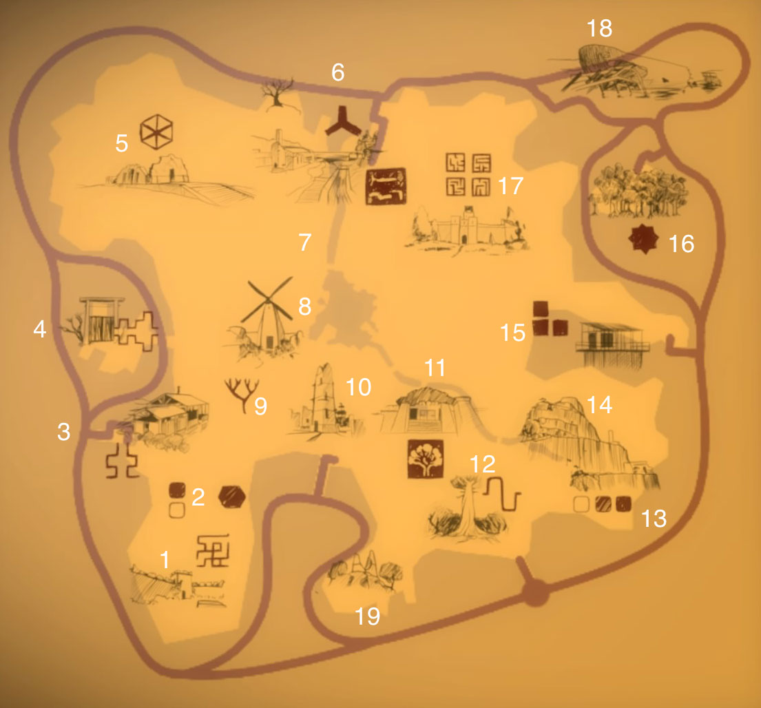 The Witness Walkthrough And Map Guide VG247