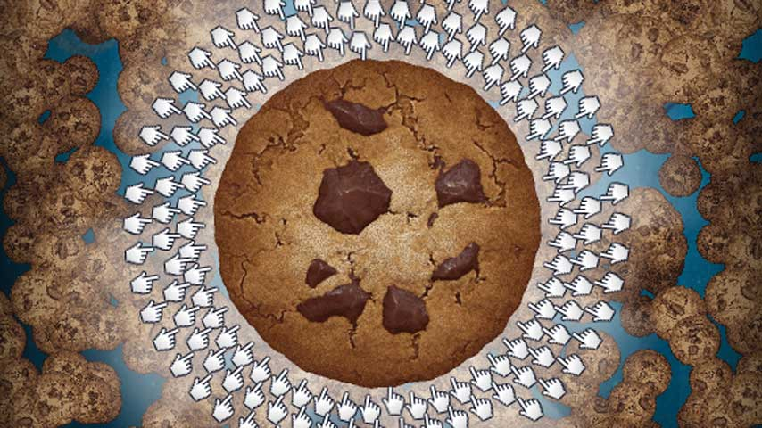Cookie Clicker Version 20 Is Live So There Goes The Rest Of Today VG247