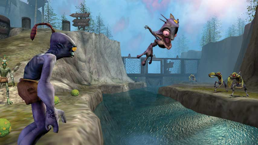 New Port Of Oddworld Munchs Oddysee To Replace Current