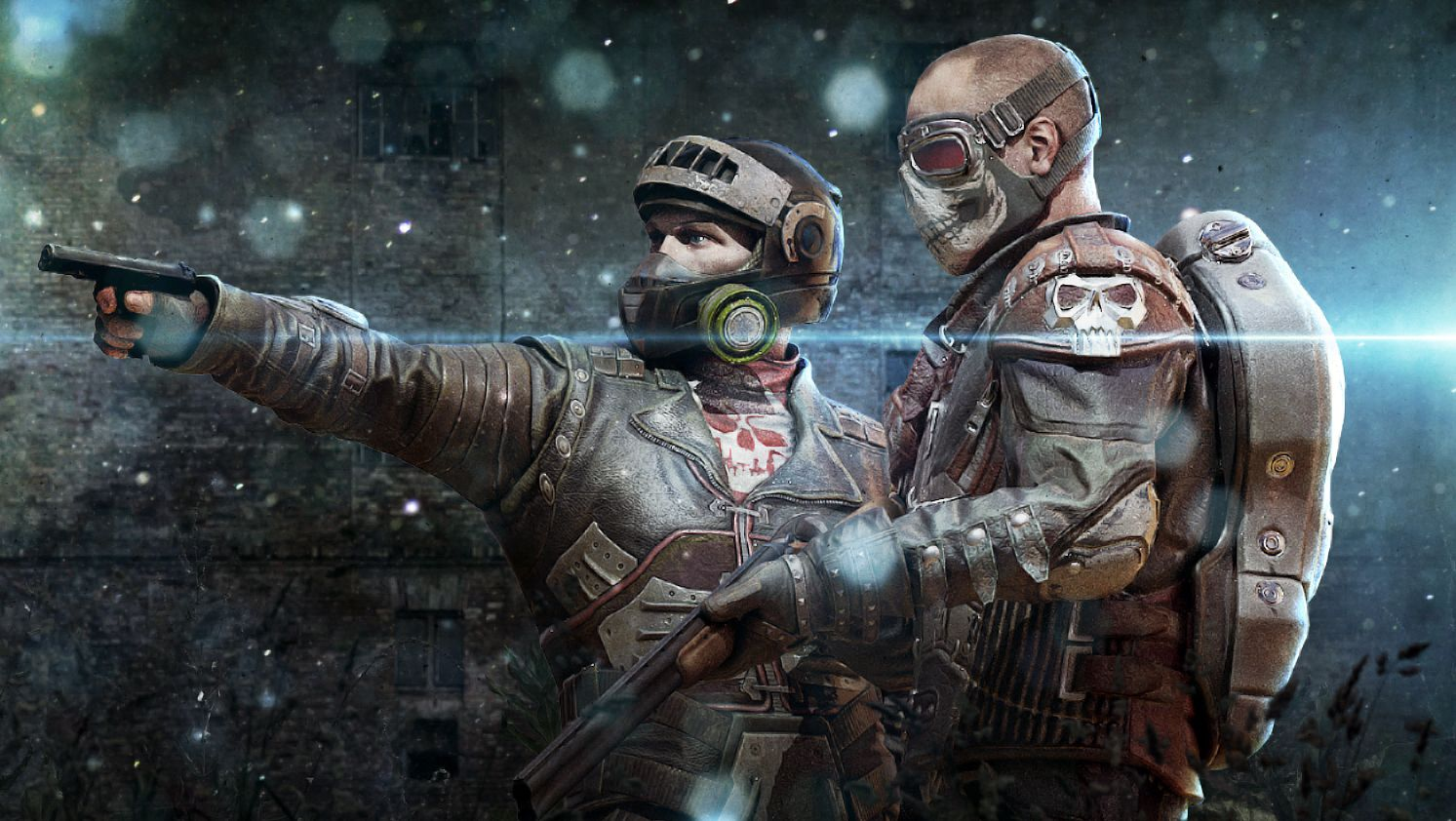 Survarium 042 Patch Adds New Game Mode Monthly Rankings