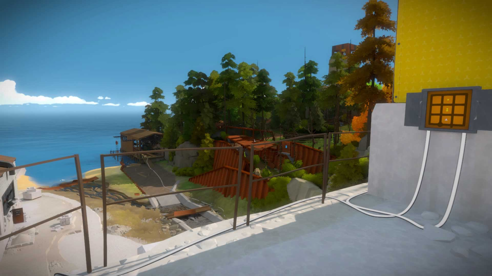 The Witness Solving The Quarry Puzzles VG247
