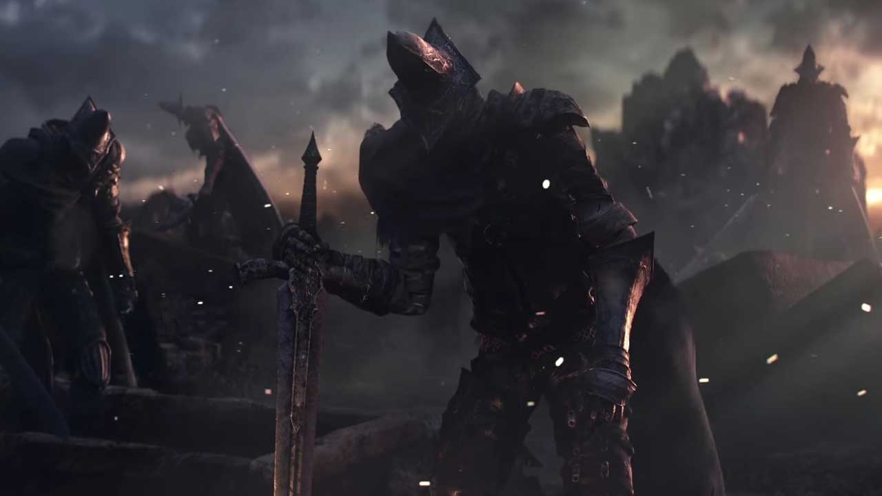 Dark Souls 3 Player Defeats Abyss Watchers Boss With Dance Pad VG247