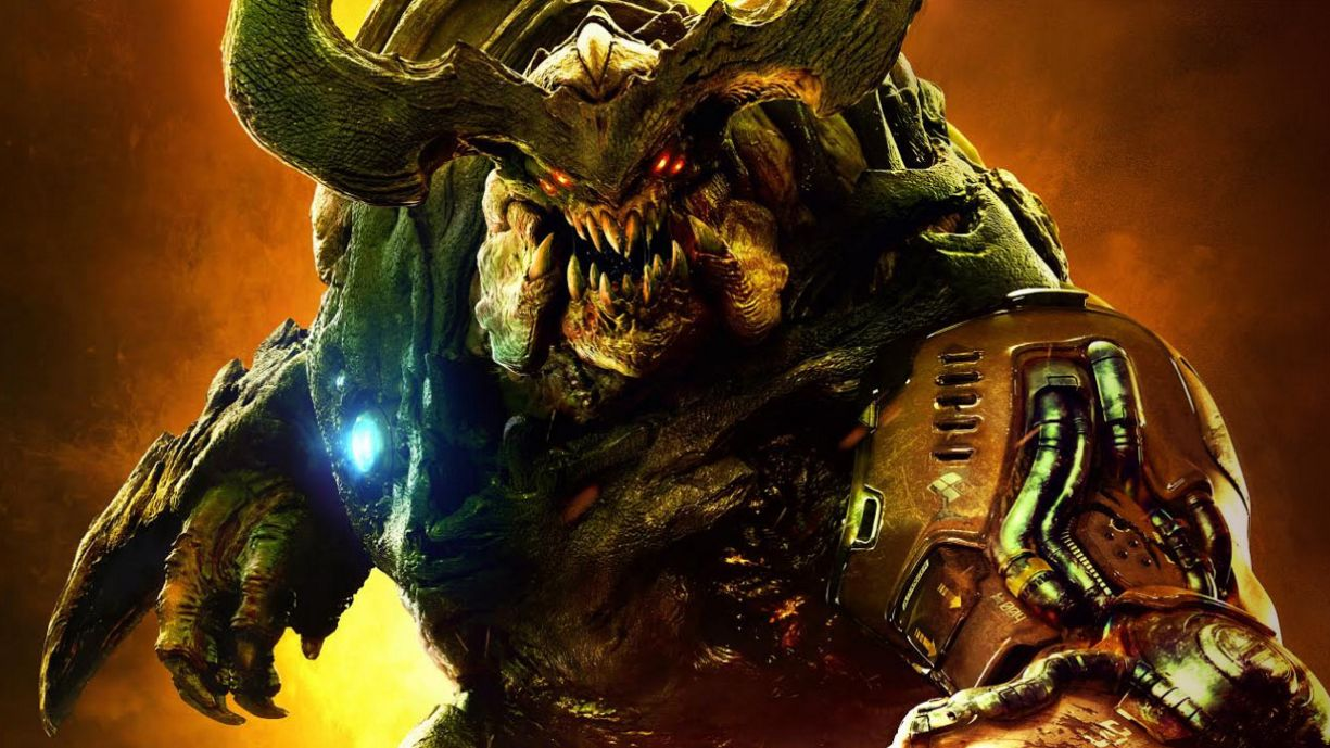 Private Matches Coming To DOOM In Free Update Expected This Summer VG247