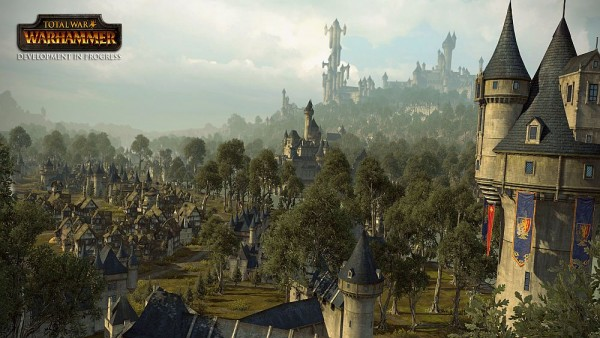 Total War Warhammer Video Welcomes You To The Old World
