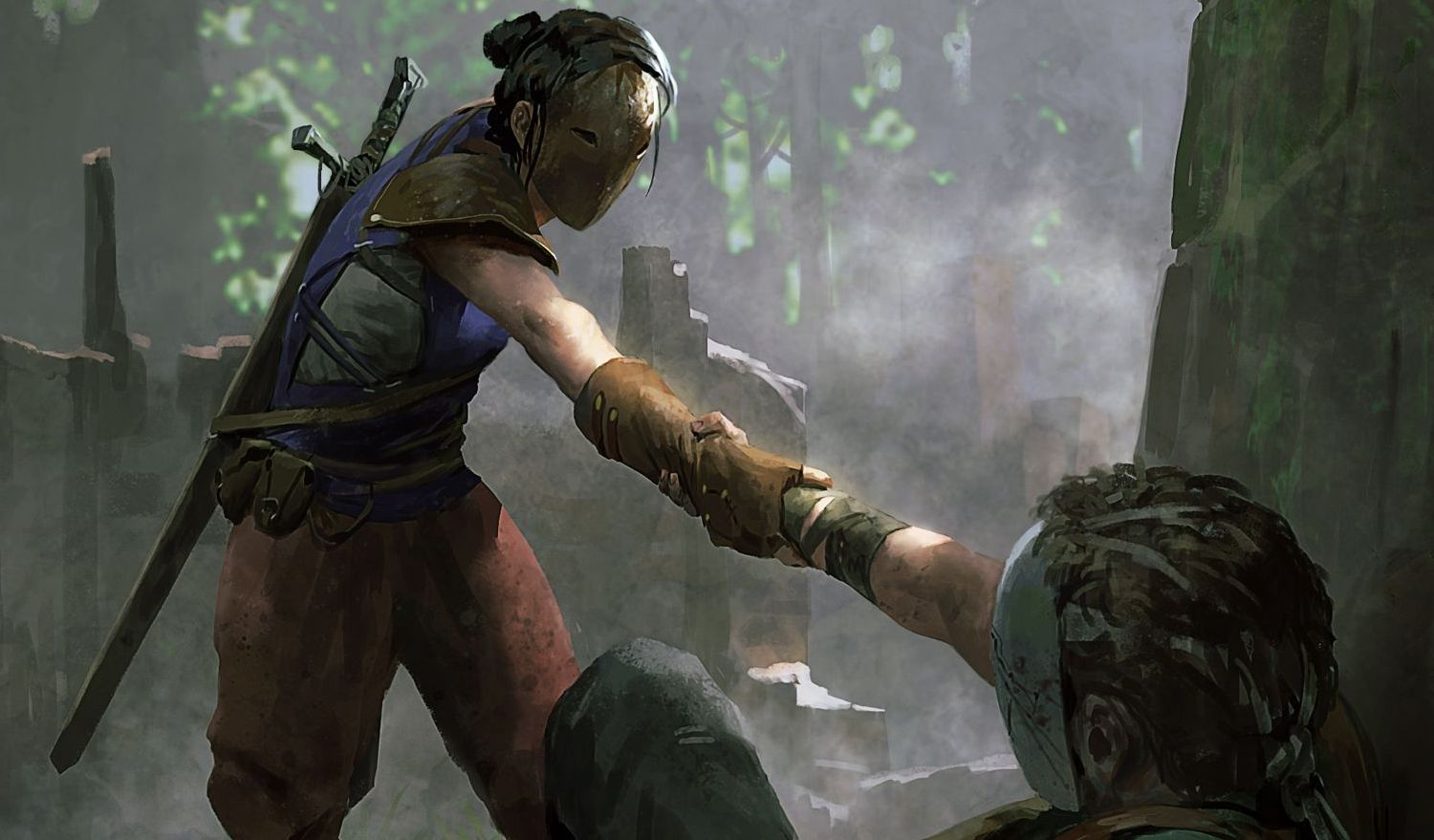 Absolver Is An Online Martial Arts Action Game Coming To