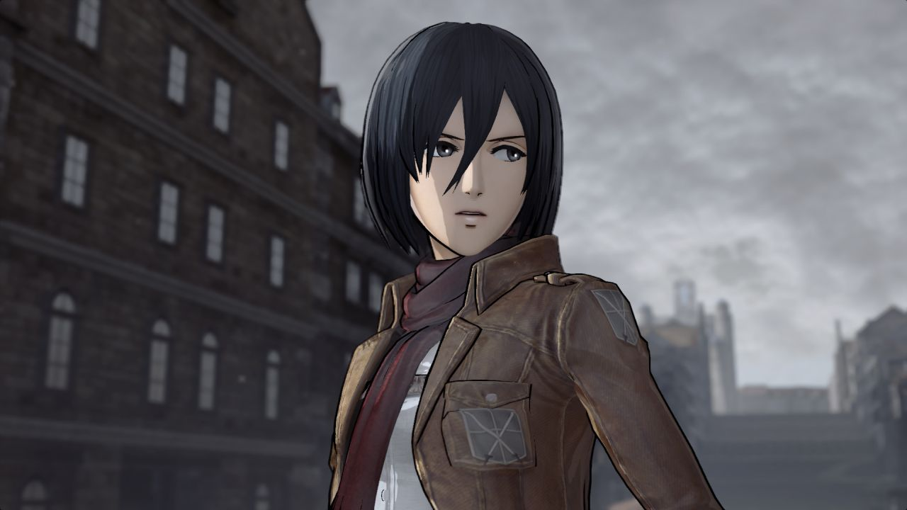 Attack On Titan Heres Some New Screens Two Videos And