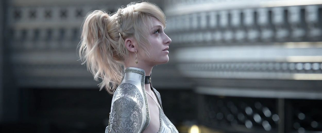 Final Fantasy 15 Release Date Kingsglaive Movie