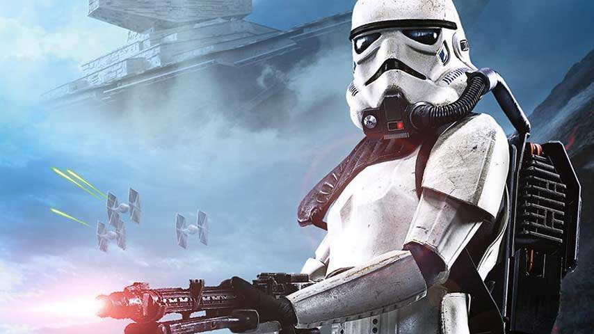 Star Wars Battlefront Update Brings New Offline Play Skirmish Mode VG247
