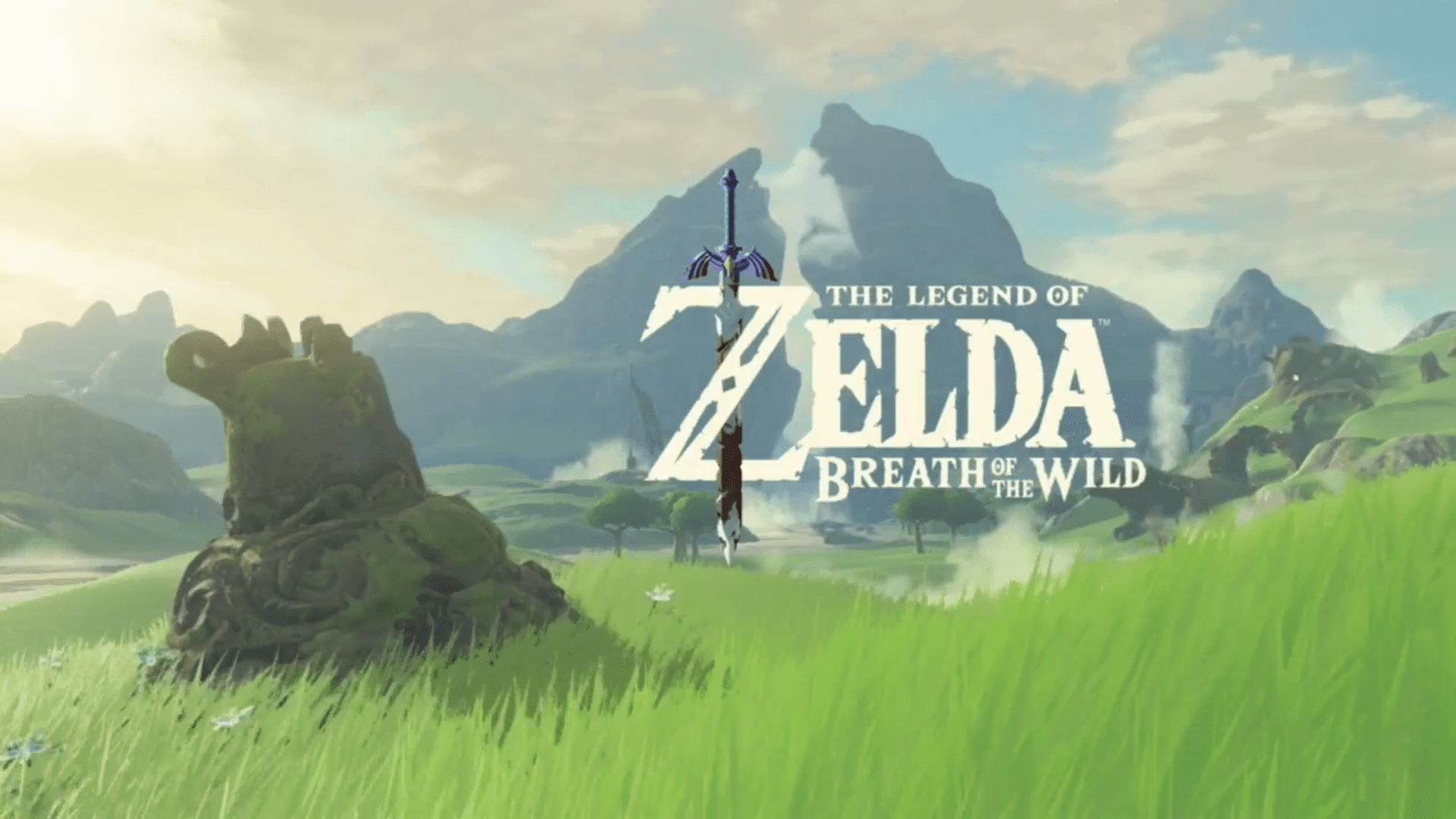 Nintendo Reveals The Legend Of Zelda Breath Of The Wild VG247