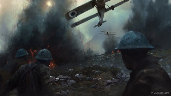 Battlefield 1 Heres Our First Look At Four Of The Games