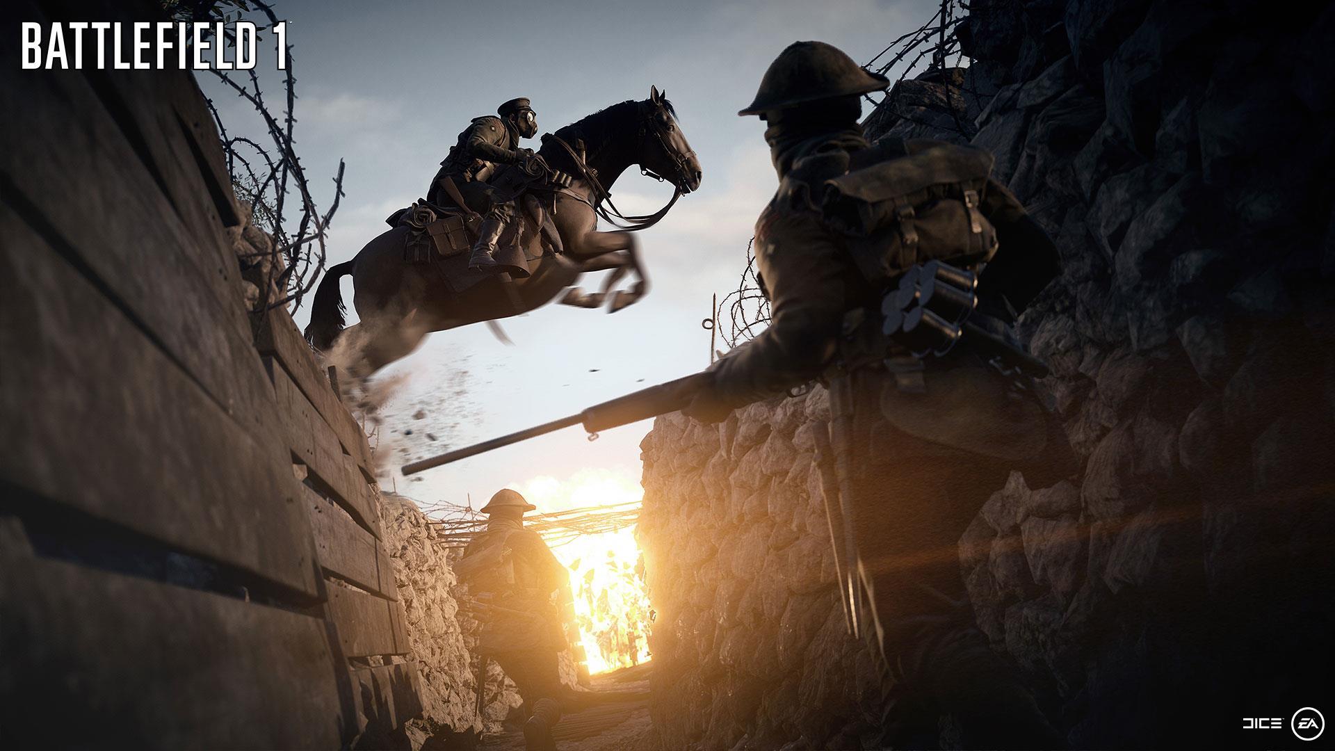 Leaked Battlefield 1 Closed Alpha Screens Show Server Browser Loadout UI Lobbies More VG247