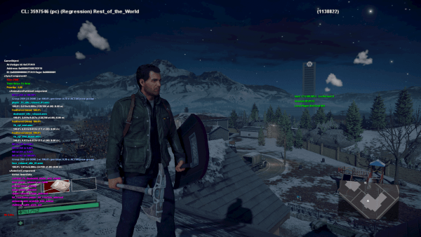 Watch 14 Minutes Of Dead Rising 4 Gameplay VG247