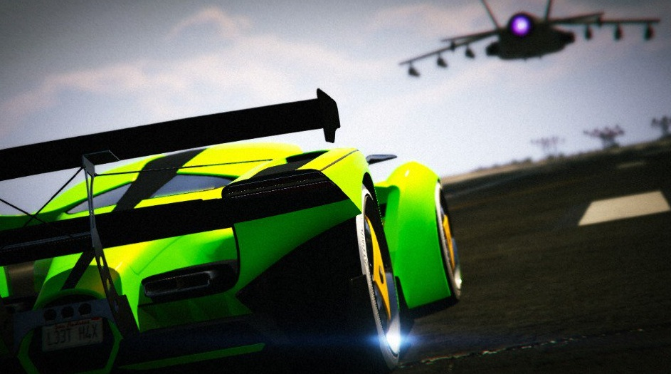 GTA Online Has A New Fastest Supercar And Its Released Today VG247