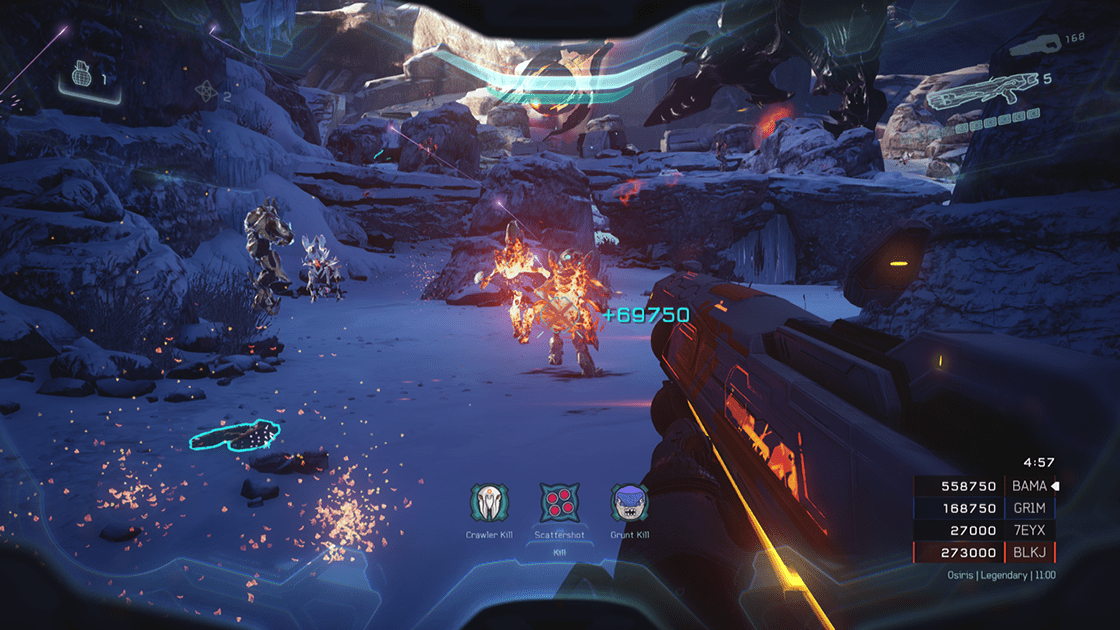 Halo 5 Is Getting A Score Attack Mode VG247