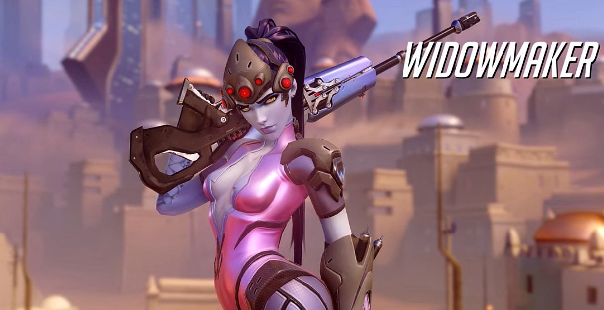 Overwatch Team Looking Into Lowering Widowmakers