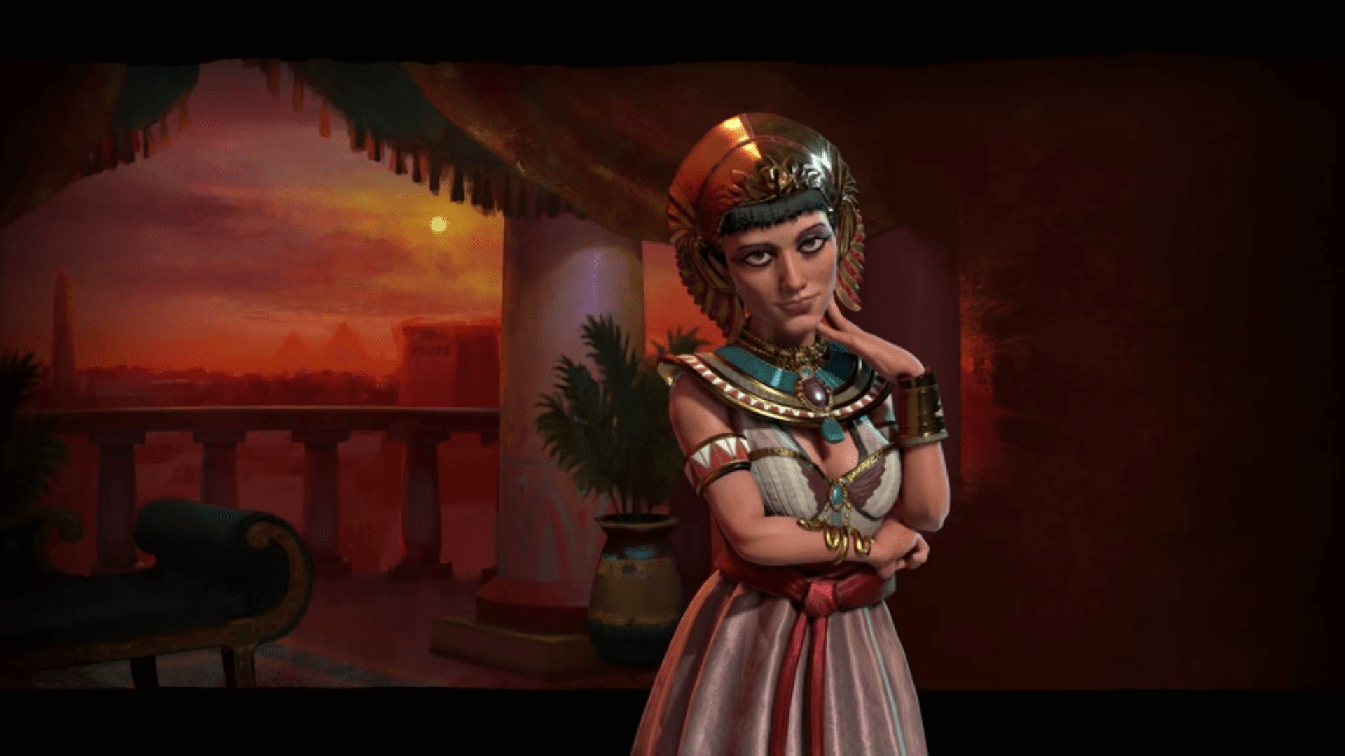 Civilization 6 Unveils Its First Look At Egypt VG247