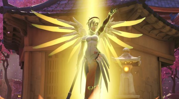 Overwatch Support Class Overhaul Nerfs Mercy And Buffs The Rest