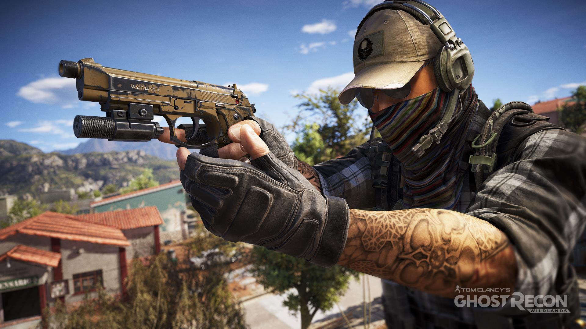 Ghost Recon Wildlands Day One Patch Tweaks Environment