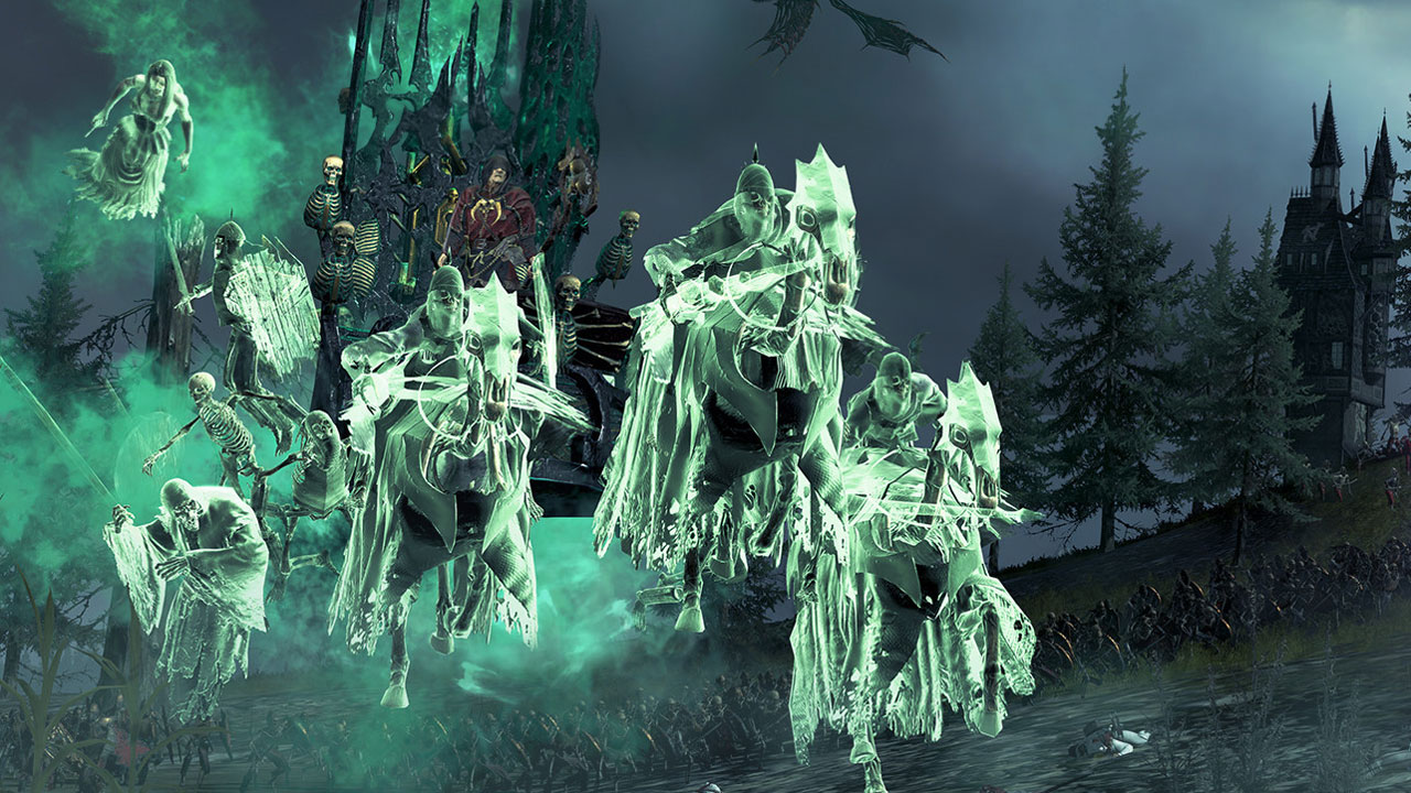 Just Look At The Rad New Units In Total War Warhammers The Grim And The Grave VG247
