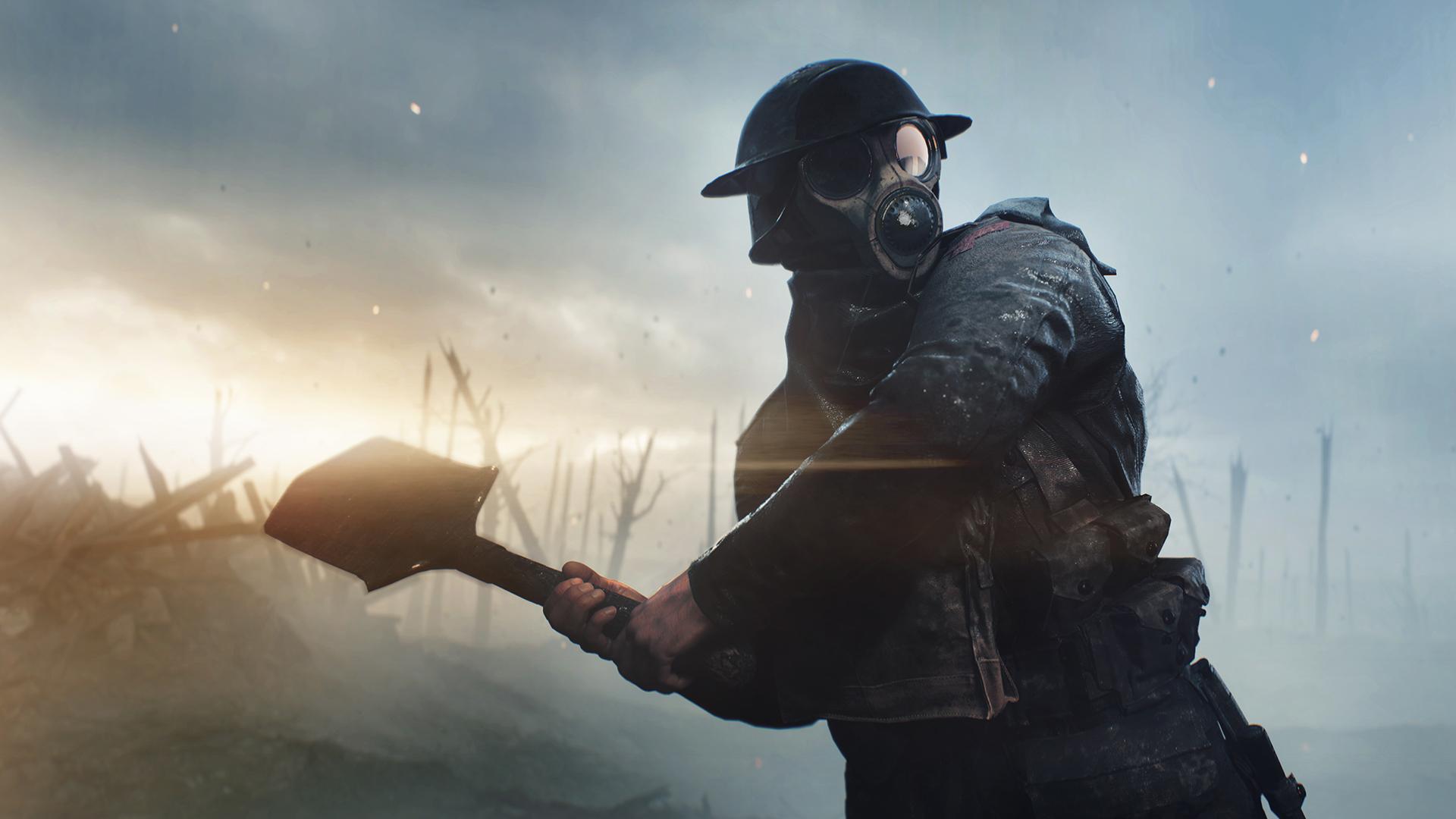 Battlefield 1 Menus Tease Fog Of War And Hardcore Modes VG247