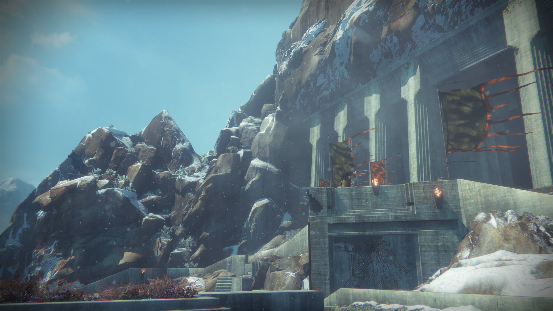 Destiny Rise Of Iron Handy Tips For The Felwinter Peak Mountain Platforming Puzzle In The