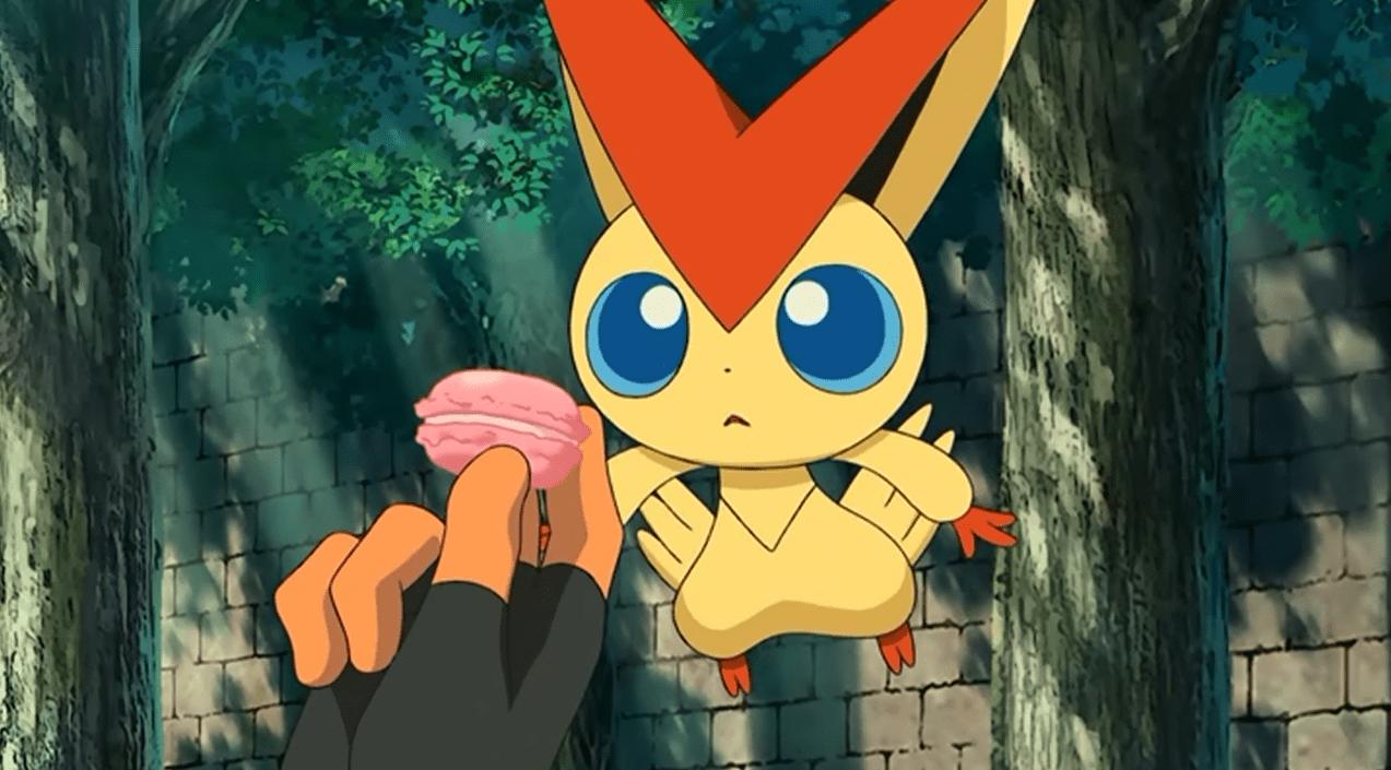Mythical Pokemon Victini Is This Months Pokemon Omega